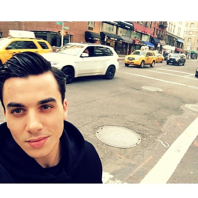 From Facebook Timor Steffens (April 26 2014) NYC...