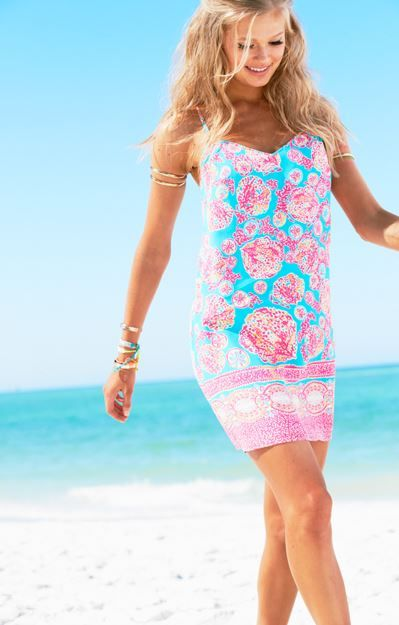 48 best Lilly Pulitzer Easter Dresses 2017 images on Pinterest ...
