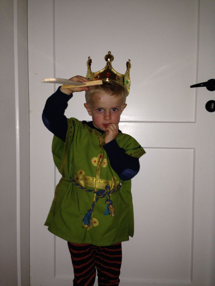 Knights costume