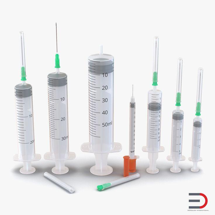 Disposable Syringe Set