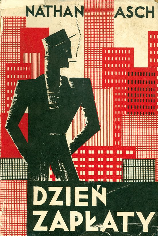 Jan Mucharski, Nathan Asch, Payday, cover, 1931