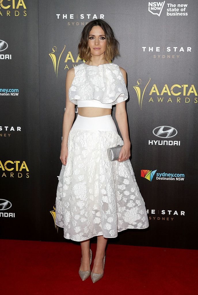 Rose Byrne Photos - 4th AACTA Awards Ceremony - Zimbio