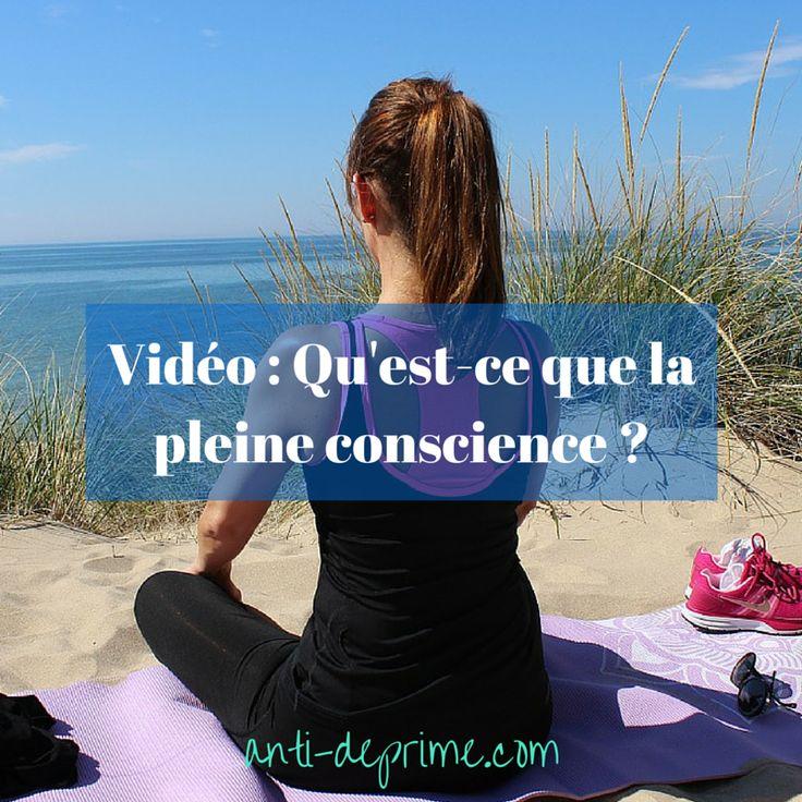Je vous invite à découvrir cette vidéo de présentation de la pleine conscience.