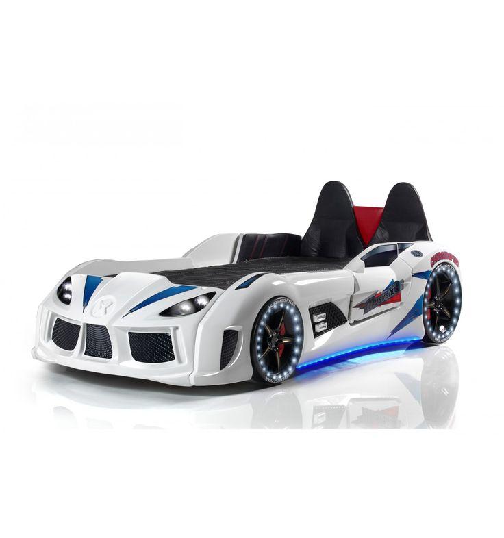 Un modèle à découvrir uniquement sur Meubles Jem ! Les futures pilotes de rallye vont adorer !