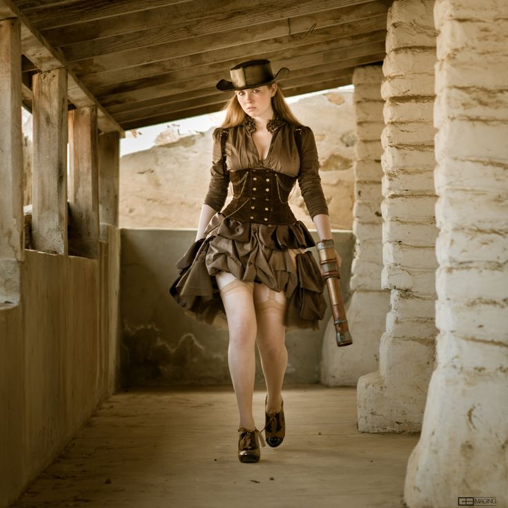Steampunk Bounty Hunter Model Tayliss Forge Costume Made By Tayliss Forge Photographer Gb
