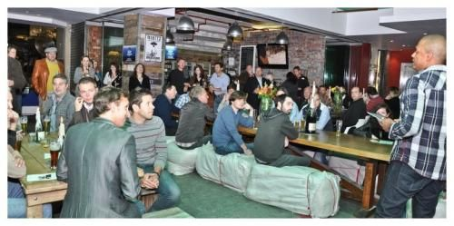 Restaurants - Western Cape - Atlantic Seaboard - Green Point - The Market Bar