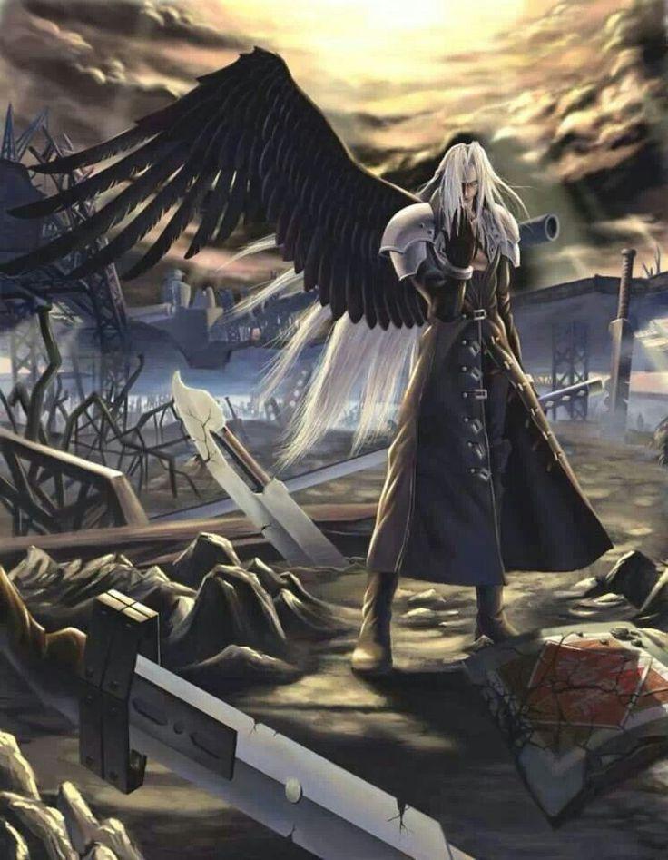 One winged Angel | Final Fantasy VII | Pinterest