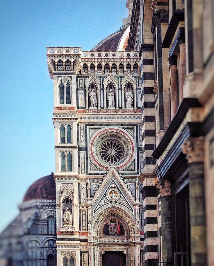 "Bonechi Imports (@bonechiimports) on Instagram: ""Coming around the corner to see her face is always an experience…"" Santa Maria del Fiore, Firenze Florence Toscana Tuscany Italia Italy"