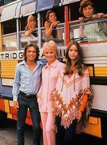The Partridge Family with David Cassidy! Childhood nostalgia comes CRASHING in!!!