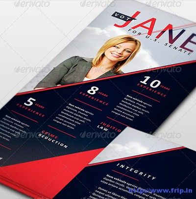 17 best Political images on Pinterest Flyer template, Political - political brochure