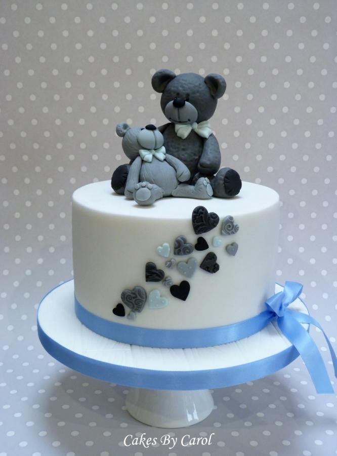 Adoption Cake by Carol