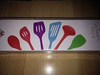 Produkttests und mehr: Test: Mirorlen Silikon Pfannenwender Küchenhelfer ...