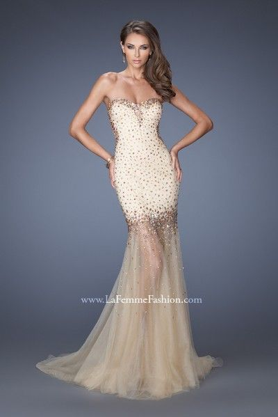 La Femme Dresses - 2014 Prom Dresses - International Prom Association #ipaprom