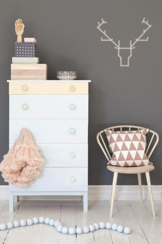 74 best images about wall art washi tape on pinterest faux headboard washi tape and wall design. Black Bedroom Furniture Sets. Home Design Ideas