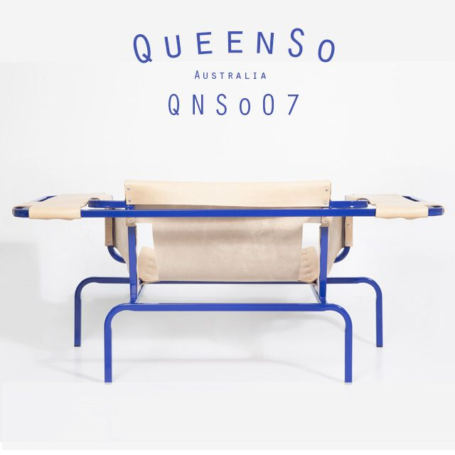 QueenSo's QNSo07 Chair. Launching Tent London 2015 -  K04 Hall T5