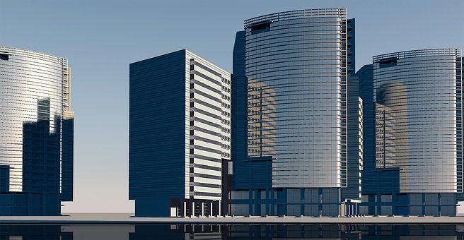 Skyskraper, Skyskrapere, Bygningen