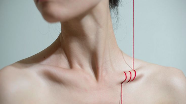 The Manipulated Female Body Explored by Taiwanese Photographer 3cm - Creators