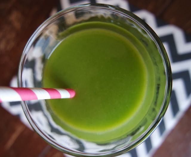 It's pure food: Feelgood smoothie