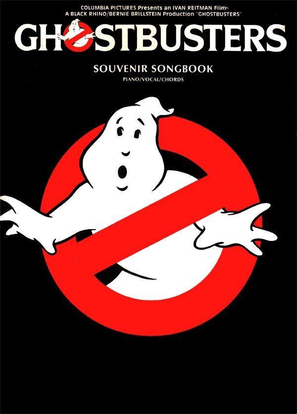 Descarga Gratis En Pdf El Songbook Para Piano De La Banda Sonora De Los Cazafantasmas Songbook De Nivel Principiante Cazafantasmas Ghostbusters Caza Fantasmas