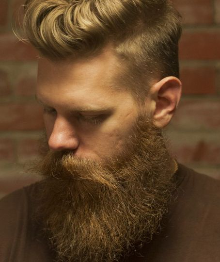 How To Grow And Maintain Your Beard