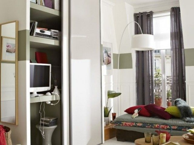 33 best studios images on Pinterest Small spaces, Tiny spaces and