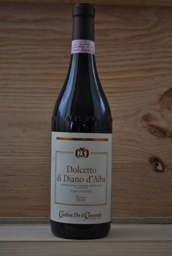 Cantine del Convento - Dolcetto Diano D'Alba D.O.C.
