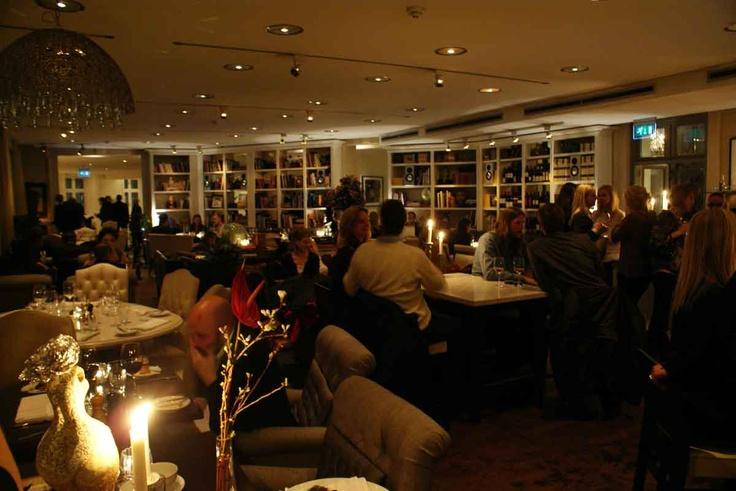 Discover - Lydmar Hotel