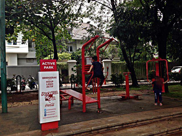 Taman Kota #6 Ngabuburit di Taman Situ Lembang – Berbagi Kisahku
