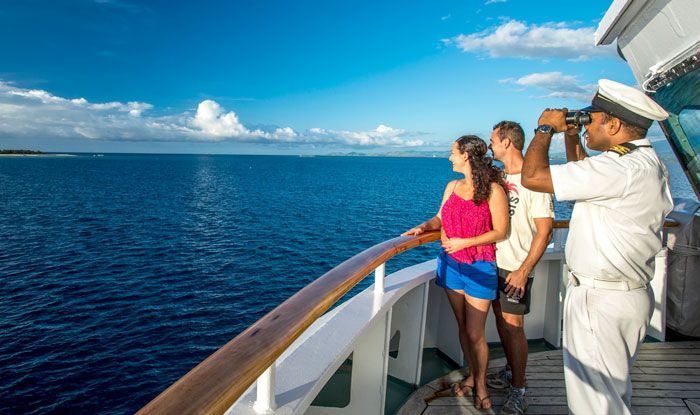 13 Day Traditional Fijian Adventure incl. island cruise, resort, meals & more. IslandsInTheSun.com #fijivacation #allinclusivedeals #fijicruise