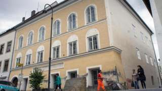 Image copyright                  AFP                  Image caption                                      The Austrian government is looking to pass a law to allow it to tear down Hitler's birthplace (pictured)                                The house where Adolf Hitler was born is set to be demolished to stop it becoming a focal point for neo-Nazis. The fut