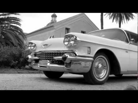 Autos Diamond: Cadillac Sedan DeVille 1958 (VIDEO)