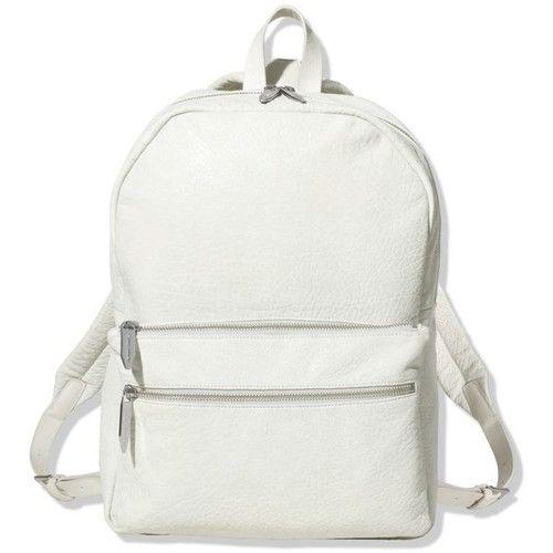 흰색 가방