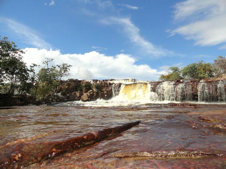 Orinduik Waterfalls, Guyana