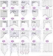 Image result for cortinas de cuentas