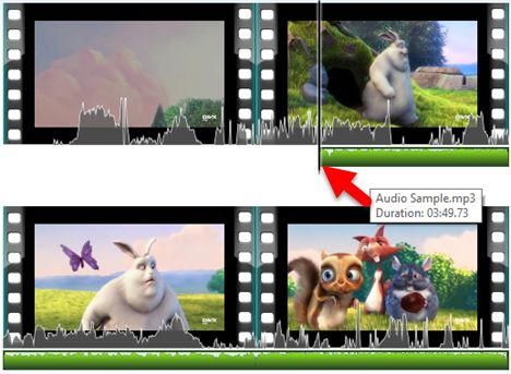 how to join videos in windows movie maker