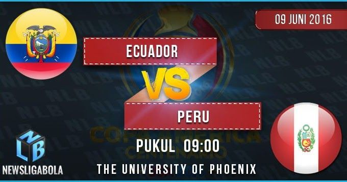 New post on my blog: Ecuador vs. Peru 2016 live stream Copa America: TV schedule and how to watch online http://ift.tt/1U7DIYY #copa100 #copa2016 #ca2016 #copaamerica #centenario #football #soccer #usa Ecuador vs. Peru 2016 live stream Copa America: TV schedule and how to watch online - Copa...