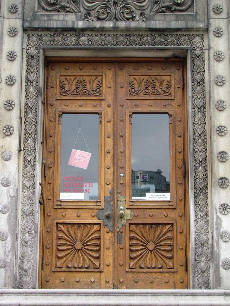 McGill University, Montreal, Quebec.