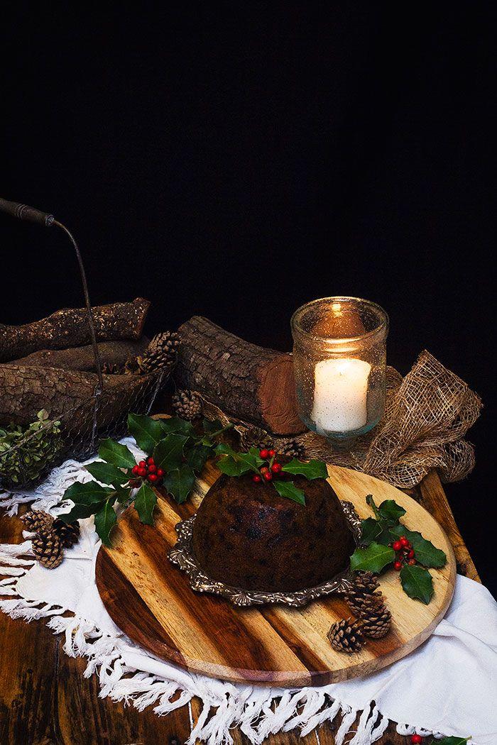 Pudding navideño ingles, christmas pudding, reino unido, postre tradicional, receta internacional, Londres, dulce, postres, yerbabuena en la cocina, Carmen Millan, navidad