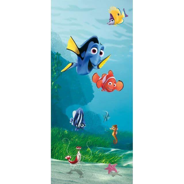 Poster porte Némo Pixar - Bébé Gavroche