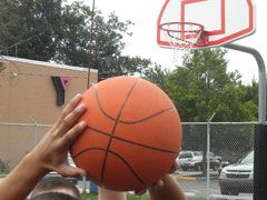 Outdoor Basketball Equipment: Top 10 Thing - http://www.isportsandfitness.com/outdoor-basketball-equipment-top-10-things/