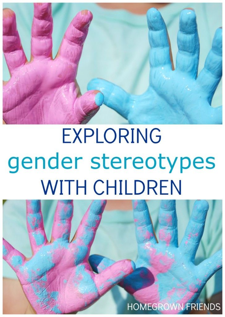 gender stereotypes in children They say such gender stereotyping is restricting children's development girls given message appearance is what matters by lucy waterlow for mailonline.