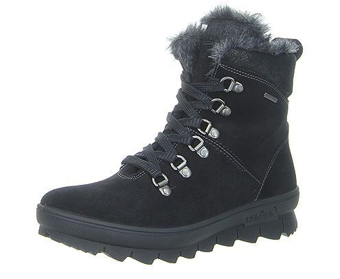 Winter is coming. Think about investing in some good winter boots, preferably ones with GORE-TEX ® material and a PU sole, just like this #Novara boot with warm lining #legero #shoes #goretex #winter