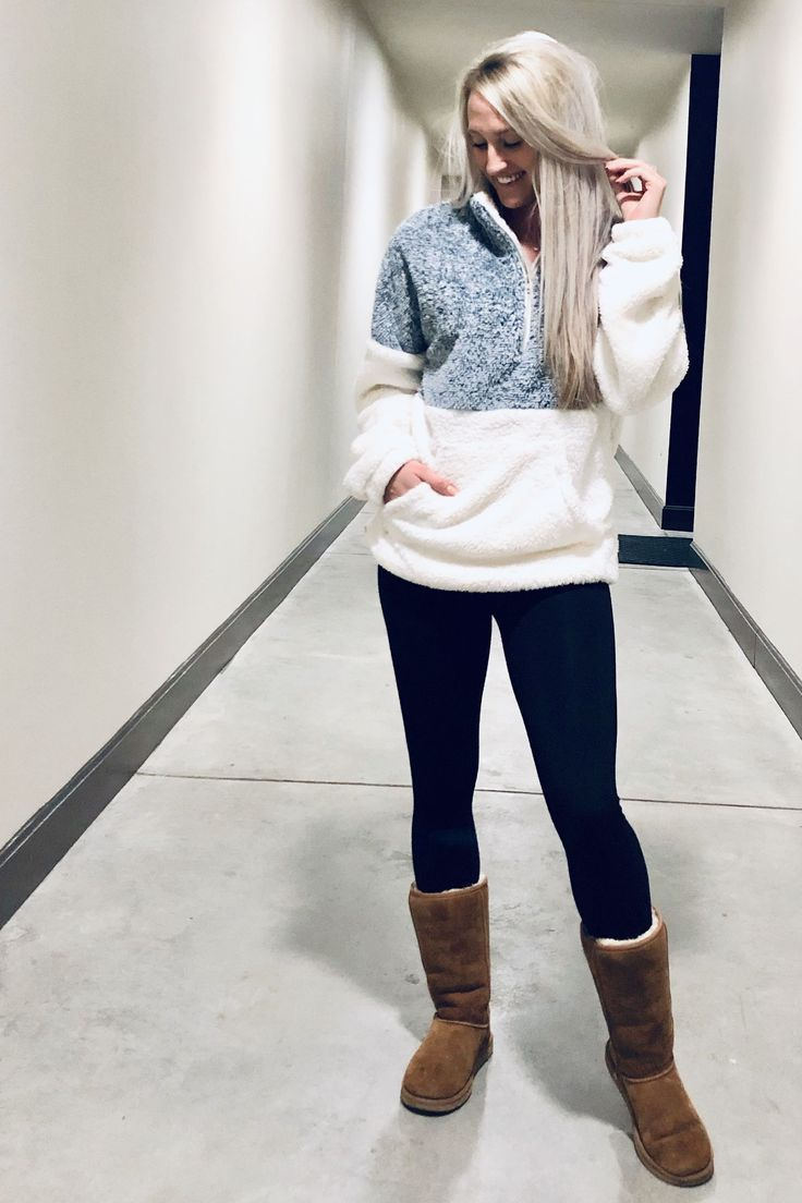 winter outfits leggins
