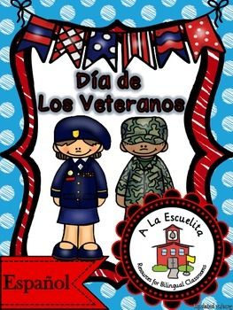 Dia de los Veteranos   Click here for a video preview:   https://youtu.be/q3M7rq4mKkg