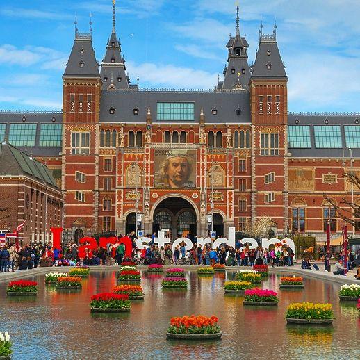 アムステルダム 観光