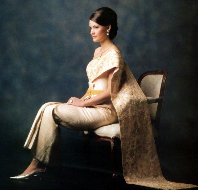 Wedding Dress Traditional Thai Cambodian