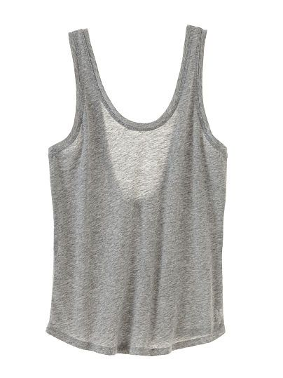 Scoopback Tank Everyday Tees