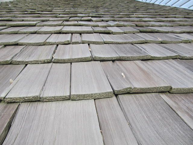 Best 25+ Wood Roof Shingles Ideas On Pinterest | Green House Siding, Cedar  Shingle Homes And Craftsman Exterior Colors