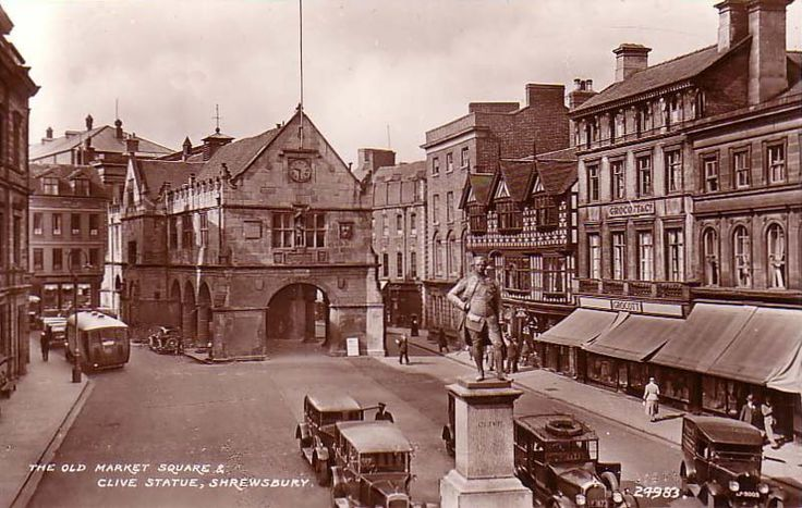 29 Best Images About Shrewsbury On Pinterest The Old