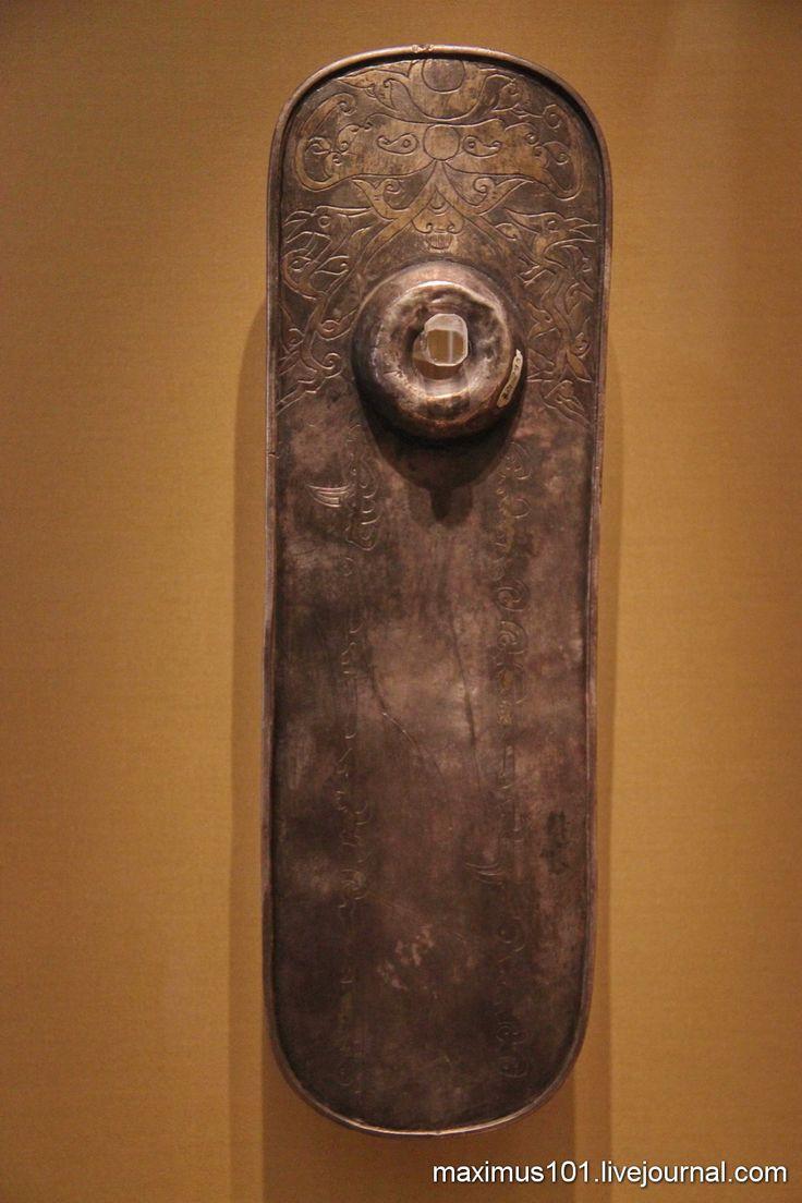Серебряная пайцза. Золотая Орда XIV в.